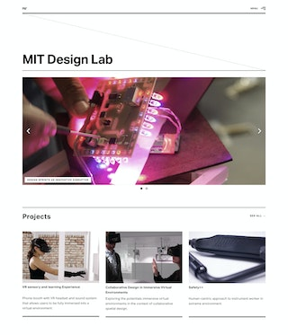 MIT Design Lab Home Page